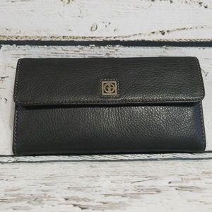 Giani Bernini Genuine Leather Wallet NWOT
